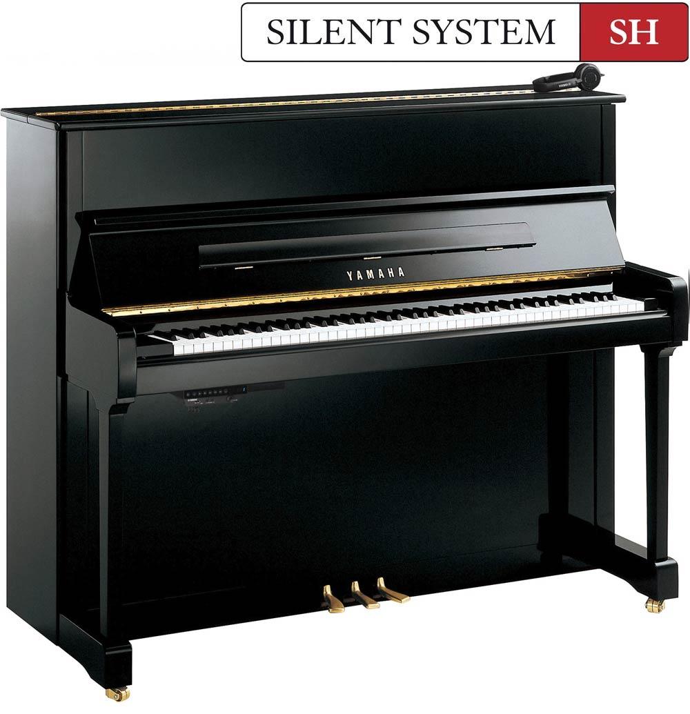 Yamaha p121sh silent upright piano yamaha p 121 silent for Yamaha upright grand