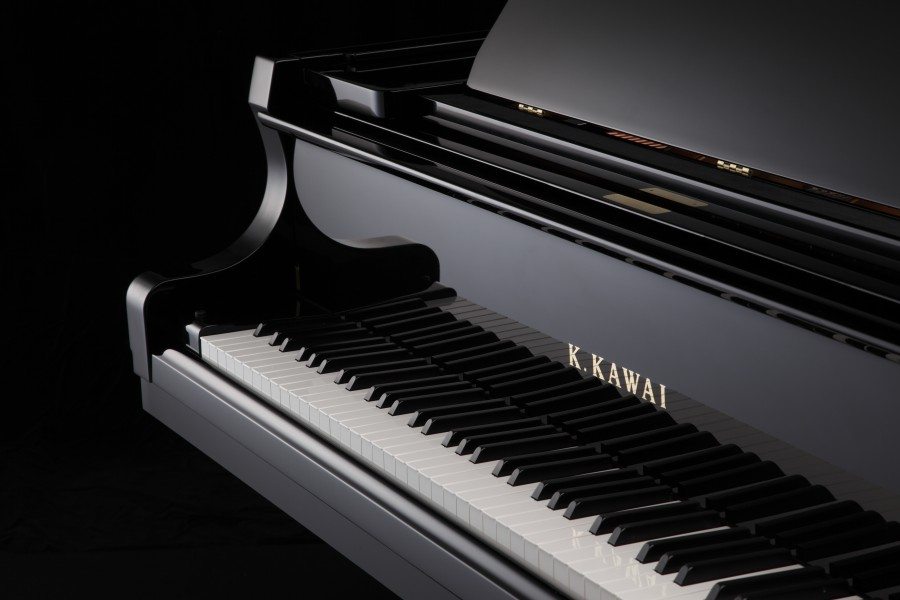 Kawai GX1 Grand Piano in Black Polish