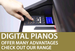 Digital Pianos Berkshire