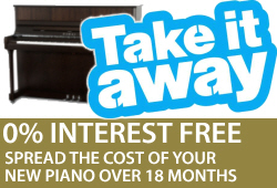 Piano Finance in Berkshire